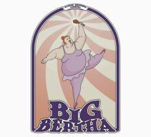 Big Bertha Tee by FlamingDerps