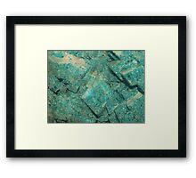The Hidden Land - Sugar Hills Framed Print