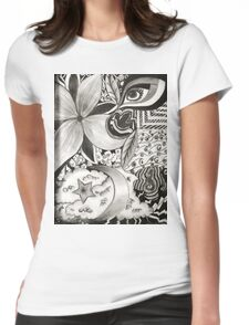 Gambles and Gifts Womens Fitted T-Shirt