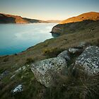 Lyttelton Harbour by Greg  Sorenson