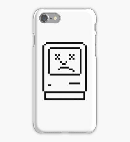 Sad Mac :( iPhone Case/Skin