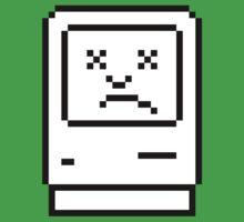 Sad Mac :( Kids Tee