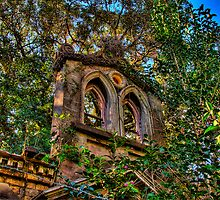 The Ruins - The HDR Experience by Philip Johnson
