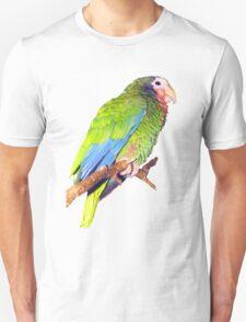The Green Parrot Tee T-Shirt