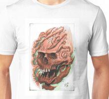 COPIC SKULL Unisex T-Shirt