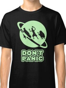 Hitchhiker's Guide to the Haunted Mansion Classic T-Shirt
