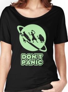 Hitchhiker's Guide to the Haunted Mansion Women's Relaxed Fit T-Shirt