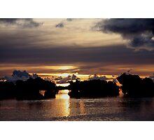 Volcanic Skies Photographic Print