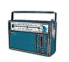 Analogue radio  by kislev