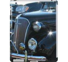 """Classic Black""... prints and products iPad Case/Skin"