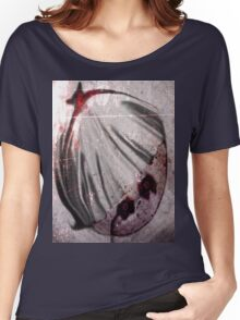 Red Eyes Women's Relaxed Fit T-Shirt
