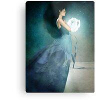 Ice Princess Metal Print