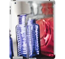 Grainy Bottles iPad Case/Skin