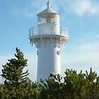 Warden Head Lighthouse by Ann Douthat