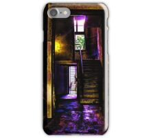 Mystical Building Fine Art Print iPhone Case/Skin