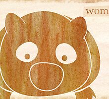 Wombat by catdot