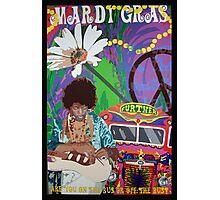 Mardi Gras Photographic Print