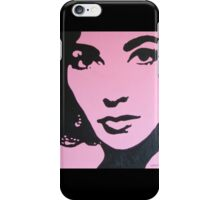 Diamond Girl iPhone Case/Skin