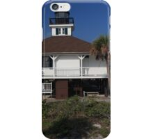 Boca Grande Lighthouse iPhone Case/Skin