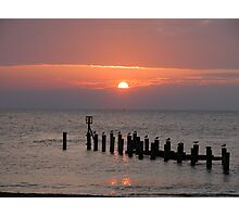 A new day! Photographic Print