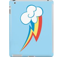 Rainbow Dash Cutie Mark iPad Case/Skin