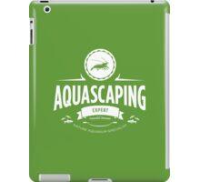 Aquascaping - Expert iPad Case/Skin