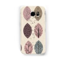 Nature Inspired Leaves  Samsung Galaxy Case/Skin