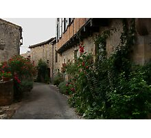 Puycelsi France Photographic Print