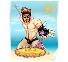 Beach Bum Remy Poster