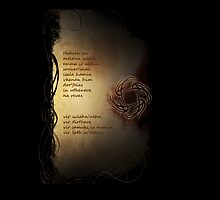 Leliana's Song Elvish by Greven