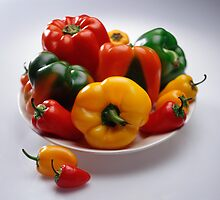 Peppers by CheBay
