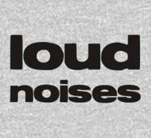 Loud Noises #2 by NostalgiCon