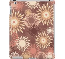 Floral retro pattern iPad Case/Skin