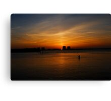 Good morning SW Florida Canvas Print