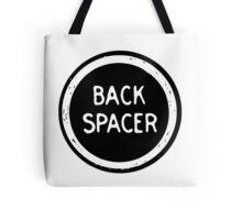 Backspacer Tote Bag