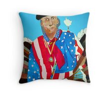 Elder II Throw Pillow