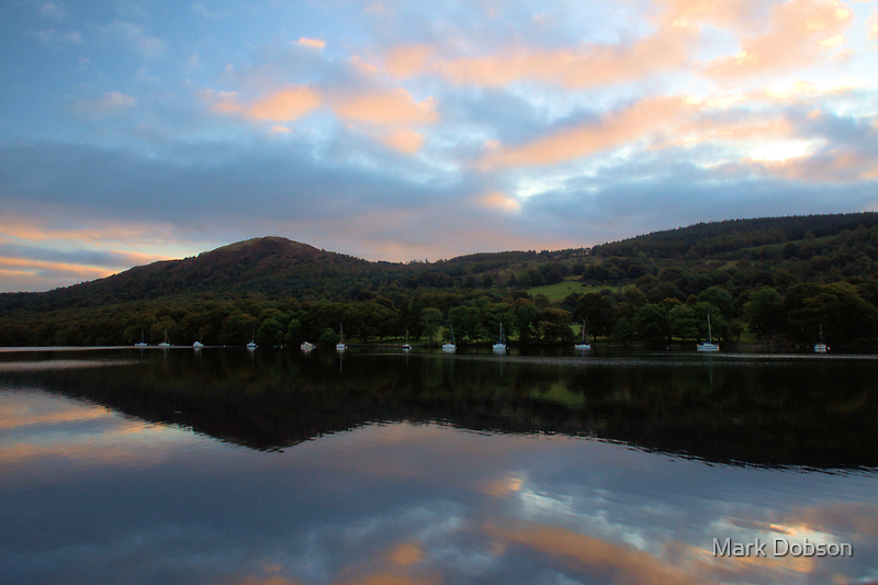 Lakeside, Lake Windemere by Mark Dobson