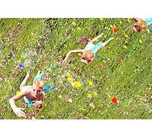 flying fairies Photographic Print