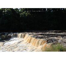 Aysgarth Falls In Full Force Photographic Print