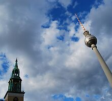 Alexanderplatz, Berlin by HumanNature911