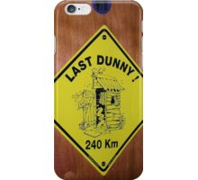 Last Dunny iPhone Case/Skin