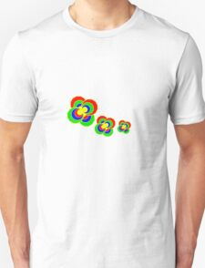 Hippy Clovers T-Shirt