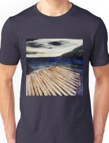 Washed Away, by James Patrick Unisex T-Shirt