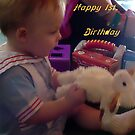 First Happy Birthday by MaeBelle