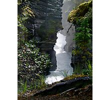 Athabaska Gorge Photographic Print