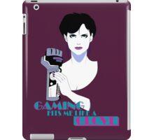 Retro PowerGlove Gamer iPad Case/Skin