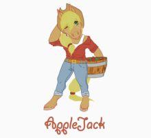 AppleJack by aunumwolf42