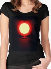 The Armor Women's Fitted Scoop T-Shirt