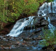Beaver Brook Falls by Jeff Palm Photography