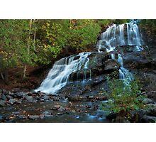 Beaver Brook Falls Photographic Print